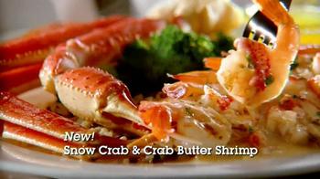 Red Lobster Crabfest TV Spot, 'Crab Stuffed Mushrooms' - Thumbnail 4