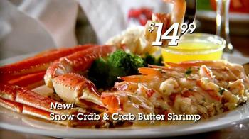 Red Lobster Crabfest TV Spot, 'Crab Stuffed Mushrooms' - Thumbnail 6