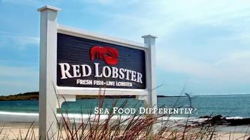 Red Lobster Crabfest TV Spot, 'Crab Stuffed Mushrooms' - Thumbnail 7