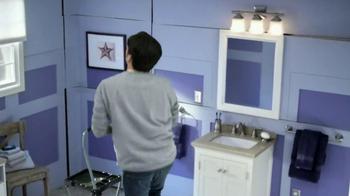 Lowe's TV Spot, 'Refresh your Bathroom' - Thumbnail 5