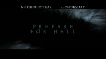 Nothing Left to Fear Blu-ray and DVD Combo Pack TV Spot