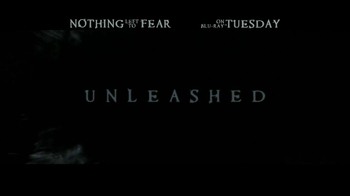 Nothing Left to Fear Blu-ray and DVD Combo Pack TV Spot - Thumbnail 5