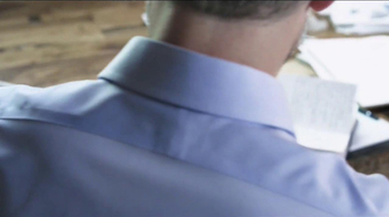 Lands' End No Iron Dress Shirt TV Spot, 'Made to Work' - Thumbnail 5