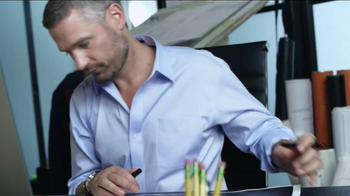 Lands' End No Iron Dress Shirt TV Spot, 'Made to Work'