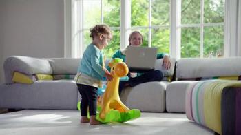 Fisher Price Rockin' Tunes Giraffe TV Spot - Thumbnail 1