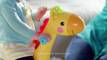 Fisher Price Rockin' Tunes Giraffe TV Spot - Thumbnail 7