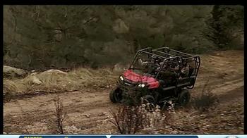 2014 Honda Pioneer 700-4 TV Spot, 'Flip Seating' - Thumbnail 4