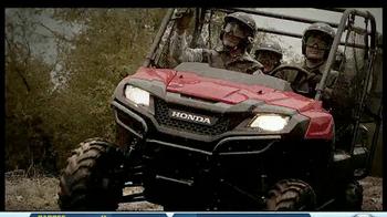 2014 Honda Pioneer 700-4 TV Spot, 'Flip Seating' - Thumbnail 5