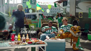 Rolaids TV Spot, 'Tailgate Party' Featuring  Guy Fieri - Thumbnail 1