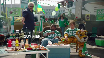 Rolaids TV Spot, 'Tailgate Party' Featuring  Guy Fieri - Thumbnail 2
