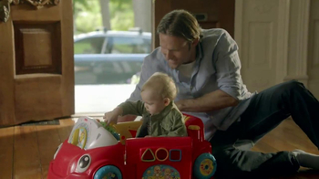 Fisher Price Crawl Around Car TV Spot - Thumbnail 3