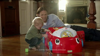Fisher Price Crawl Around Car TV Spot