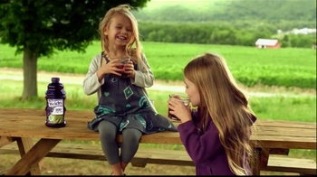 Welch's Grape Juice TV Spot, 'Every Grape Connected' - Thumbnail 10