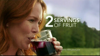 Welch's Grape Juice TV Spot, 'Every Grape Connected' - Thumbnail 9