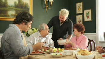 Rolaids TV Spot, 'Spicy Meat Sauce' Featuring Guy Fieri - Thumbnail 9