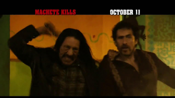 Machete Kills - Alternate Trailer 2