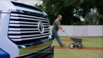 2014 Toyota Tundra TV Spot, 'Baseball' - Thumbnail 4