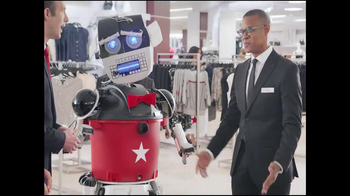 Macy's TV Spot, 'Robot' - 527 commercial airings