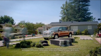 2014 Toyota Tundra TV Spot, 'Car-B-Q' Featuring Kyle Busch - Thumbnail 7