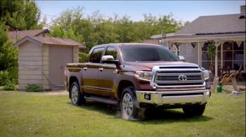 2014 Toyota Tundra TV Spot, 'Car-B-Q' Featuring Kyle Busch - Thumbnail 8