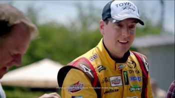 2014 Toyota Tundra TV Spot, 'Car-B-Q' Featuring Kyle Busch - 346 commercial airings