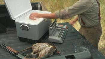 FoodSaver TV Spot, 'Hunters and Fishermen' - Thumbnail 4
