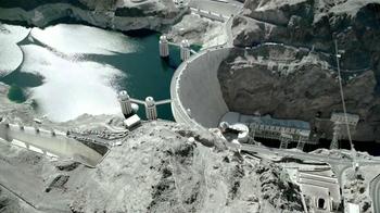 GMC Sierra TV Spot, 'Hoover Dam' [Spanish] - 113 commercial airings
