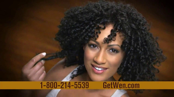 Wen Hair Care By Chaz Dean TV Spot Featuring Brooke Burke Charvet - Thumbnail 1