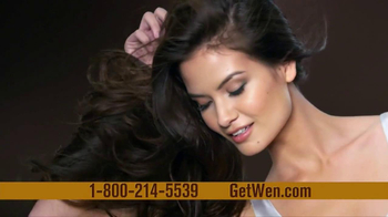Wen Hair Care By Chaz Dean TV Spot Featuring Brooke Burke Charvet - 14 commercial airings