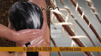 Wen Hair Care By Chaz Dean TV Spot Featuring Brooke Burke Charvet - Thumbnail 3