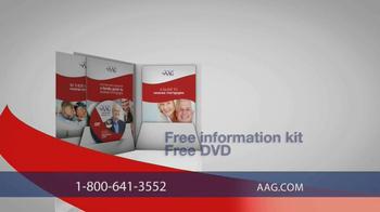 American's Advisors Group TV Spot, 'Reverse Mortgage Guy' Ft. Fred Thompson - Thumbnail 6