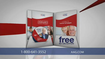 American's Advisors Group TV Spot, 'Reverse Mortgage Guy' Ft. Fred Thompson - Thumbnail 7