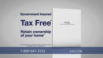 American's Advisors Group TV Spot, 'Reverse Mortgage Guy' Ft. Fred Thompson - Thumbnail 8