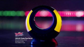 Twister Dance Rave TV Spot, 'Hot New Track' Featuring Britney Spears - 733 commercial airings