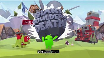 Giant Boulder of Death: Rolling In thumbnail