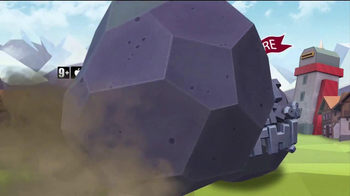 Giant Boulder of Death TV Spot, 'Rolling In' - Thumbnail 5