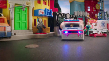 Imaginext Rescue City TV Spot - Thumbnail 9