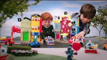 Imaginext Rescue City TV Spot - Thumbnail 2