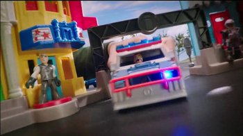 Imaginext Rescue City TV Spot - Thumbnail 4