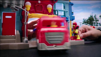 Imaginext Rescue City TV Spot - Thumbnail 8