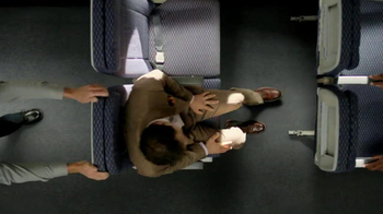 United Airlines Economy Plus TV Spot, 'Configured for Your Comfort' - Thumbnail 4