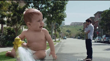 Nationwide Insurance TV Spot, '2014 Baby' Song by Mickey and Sylvia - Thumbnail 7