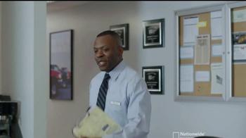 Nationwide Insurance TV Spot, '2014 Baby' Song by Mickey and Sylvia - Thumbnail 9