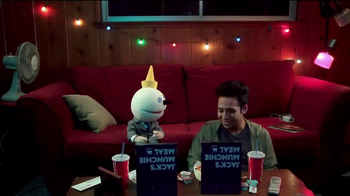 Jack in the Box Munchie Meal TV Spot, 'So Much Stuff' - Thumbnail 1