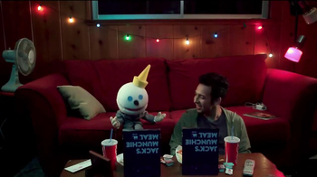 Jack in the Box Munchie Meal TV Spot, 'So Much Stuff' - 143 commercial airings