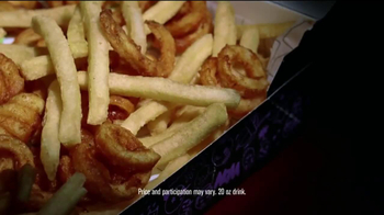 Jack in the Box Munchie Meal TV Spot, 'So Much Stuff' - Thumbnail 5