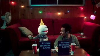 Jack in the Box Munchie Meal TV Spot, 'So Much Stuff' - Thumbnail 7