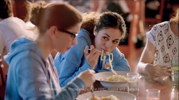 Olive Garden Never End Pasta Bowl TV Spot, 'Buy One, Take One' - Thumbnail 3
