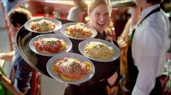 Olive Garden Never End Pasta Bowl TV Spot, 'Buy One, Take One' - Thumbnail 5