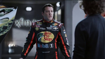 XFINITY X1 Triple Play TV Spot, 'Triple the Speed' Featuring Tony Stewart